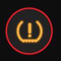 Tire Pressure Monitoring Light