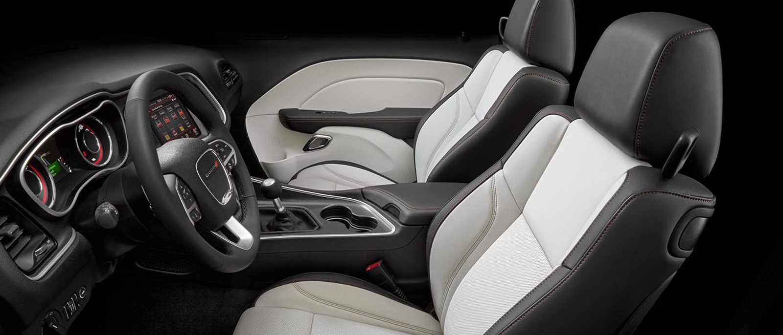 ... 2015 Dodge Challenger Interior ...