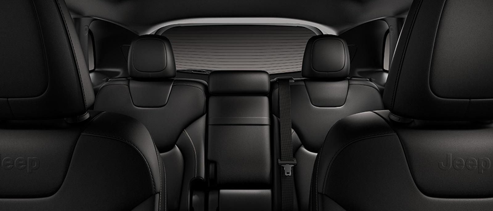 2015 Jeep Cherokee Seats