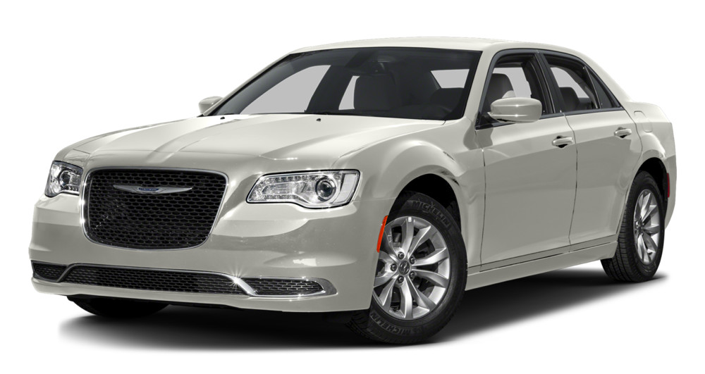 Silver 2016 Chrysler 300