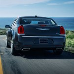 2016 Blue Chrysler 300