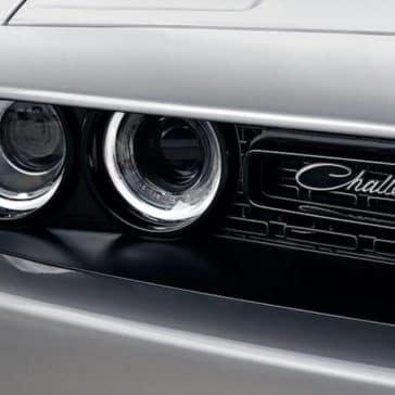 2018 Dodge Challenger headlight