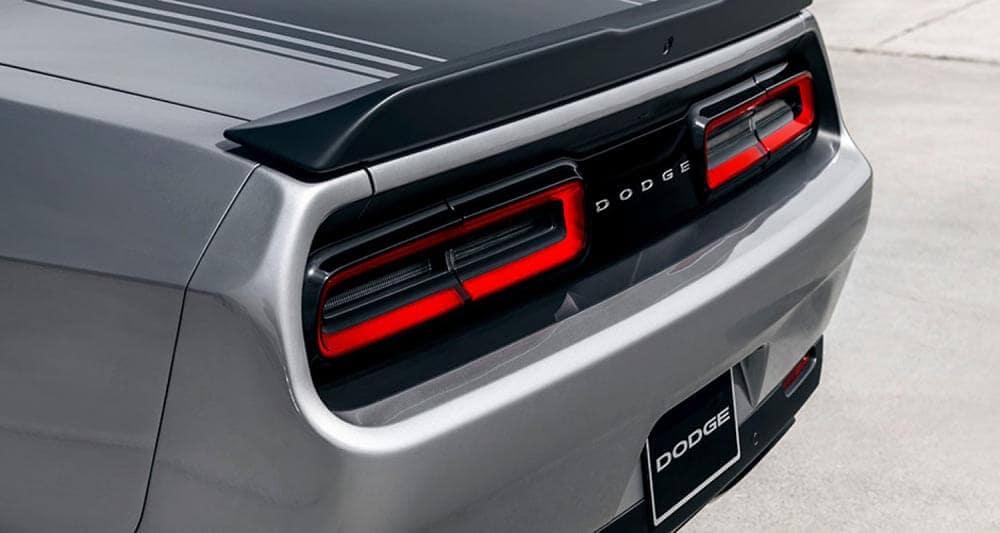 2018 Dodge Challenger trunk