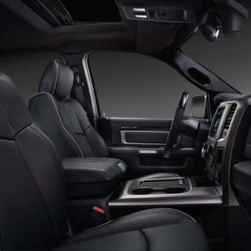 2018 Ram 2500 Limited Interior
