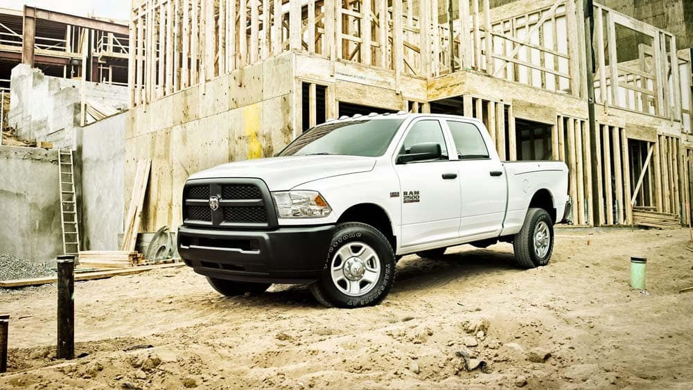 2018 Ram 2500 Tradesman for Construction use