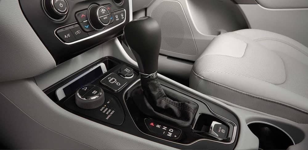 2019 Jeep Cherokee shift knob