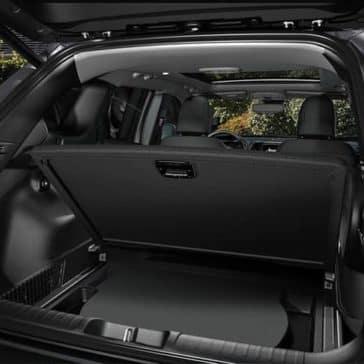 2019 Jeep Cherokee Load Floor storage