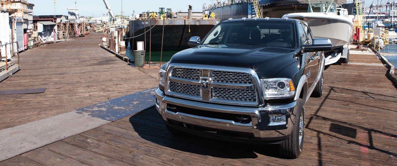 2018 Ram 2500 Laramie Towing