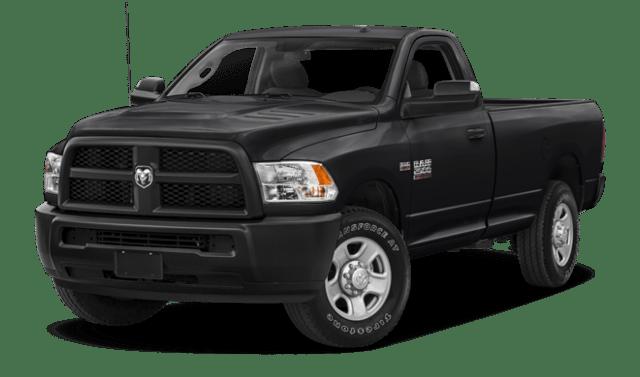 2018 Ram 2500 Tradesman 4x2 Reg Cab