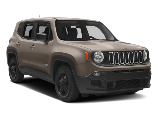 2018 Jeep Renegade Sport FWD