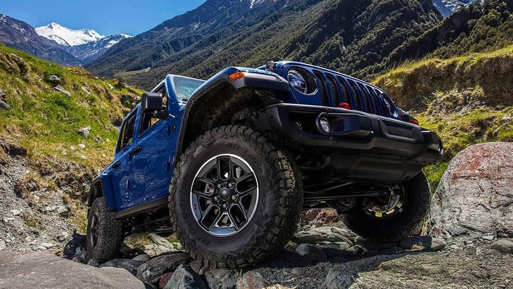 2019 Jeep Wrangler Offroad