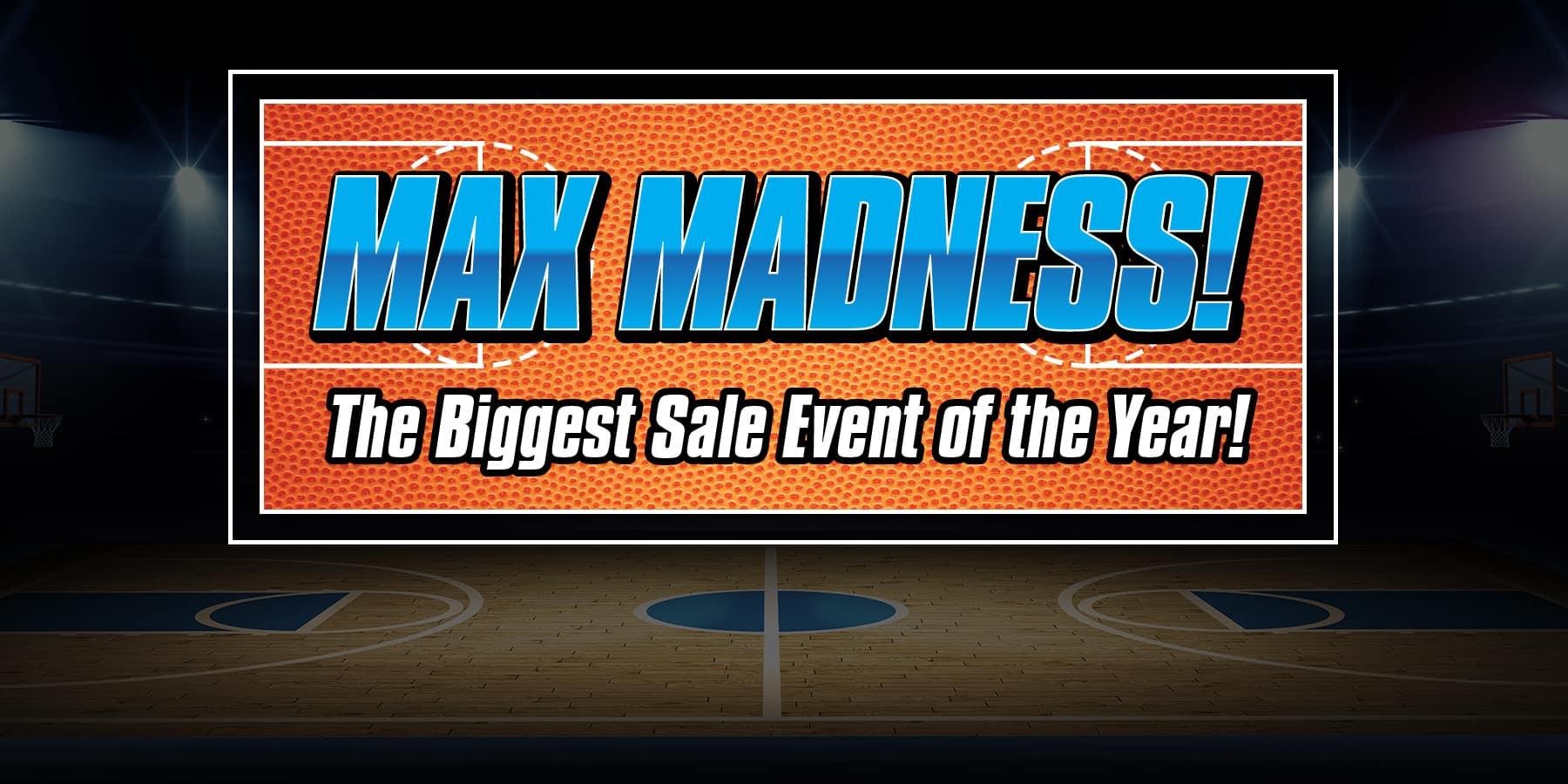 Automax_Max_Madness_Sale