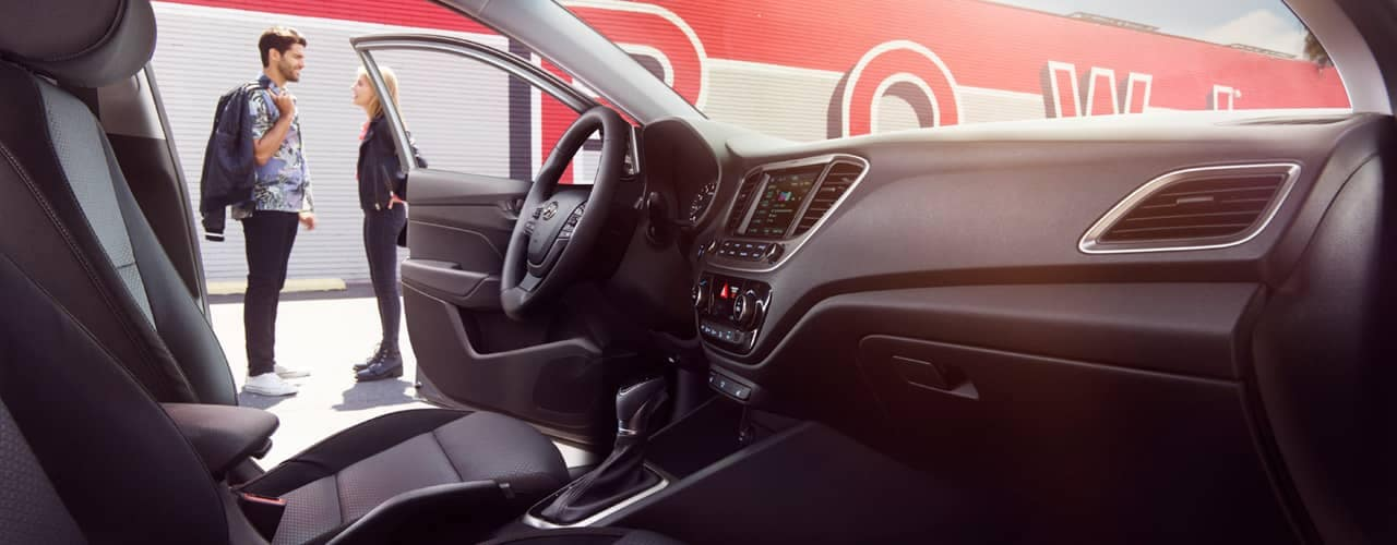 2018 Hyundai Accent Interior Info Features Automax