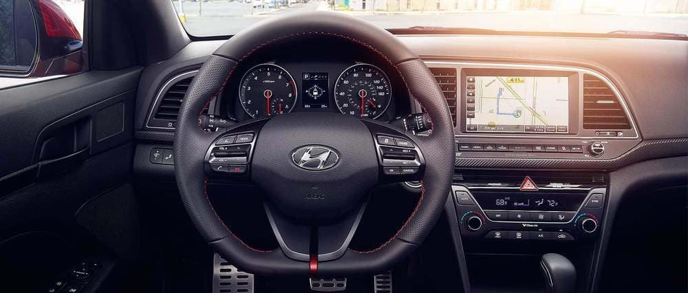 2018 Hyundai Elantra Technology