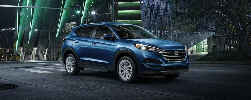 2018 Hyundai Tucson Review