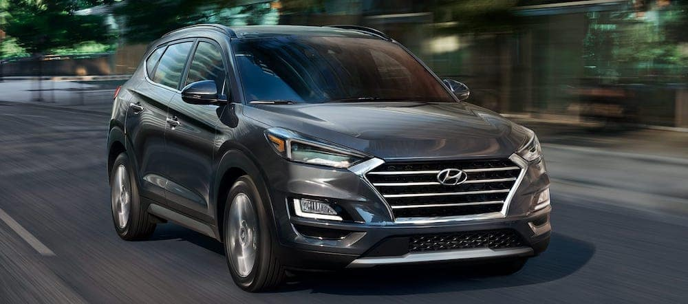 hyundai tucson towing capacity