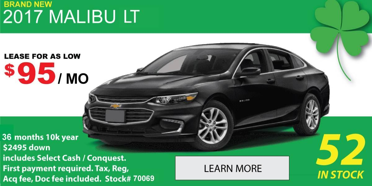 Best Boston Leases  Best Chevrolet