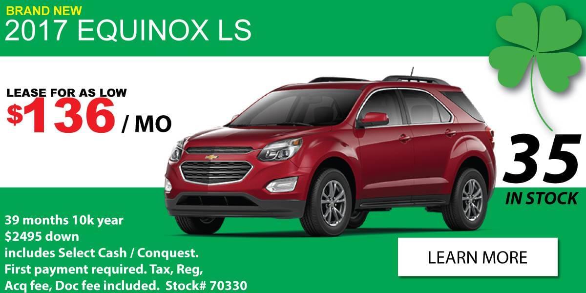 Equinox Lease Deals 2017 Lamoureph Blog