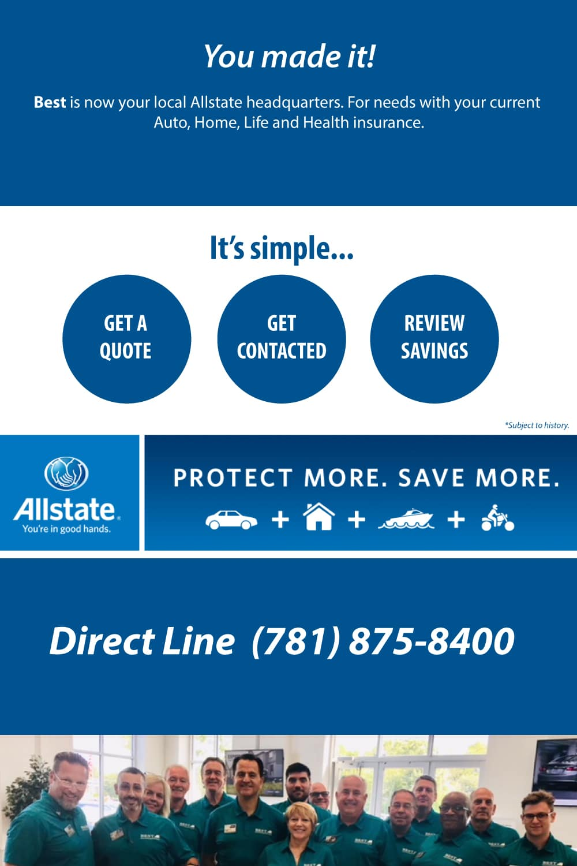 Allstate Quote | Allstate At Best Best Chevrolet