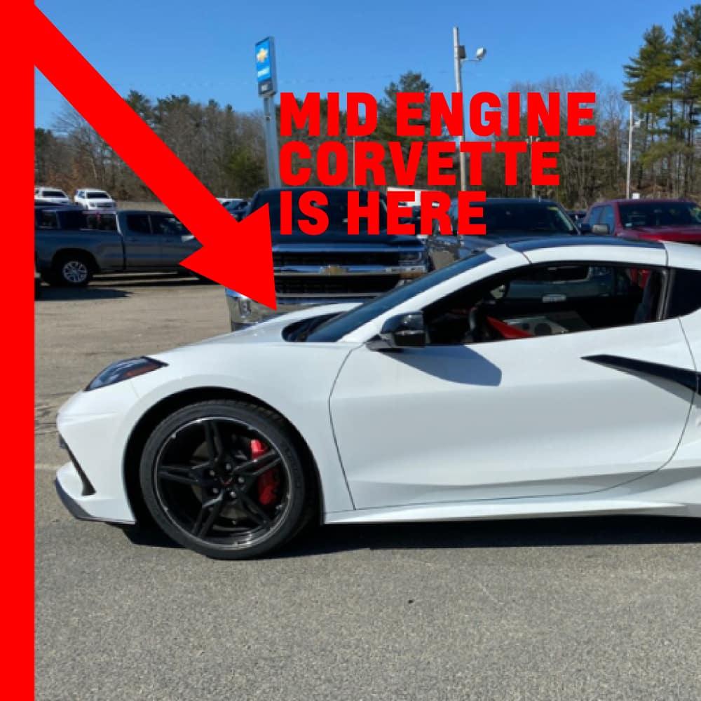 2020 Corvette Mid Engine | Best Chevrolet