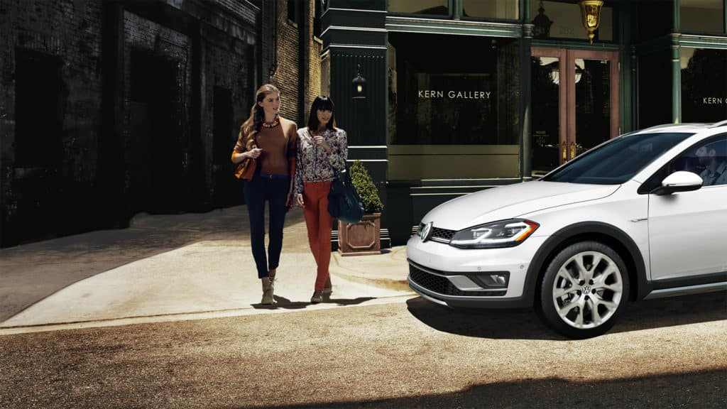 2019 Volkswagen Golf Alltrack Safety