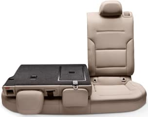 60 40 SPLIT FOLDING REAR SEATS