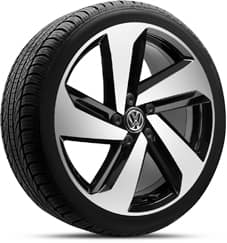 18 alloy wheels