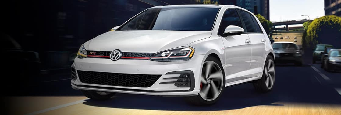 2019 wv golf gti Drive wise2