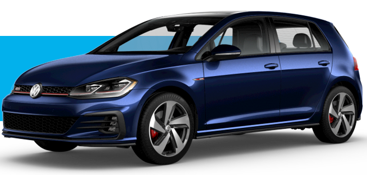 2019 vw golf offer