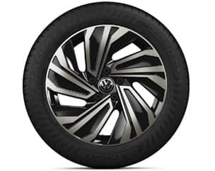 17 alloy wheels