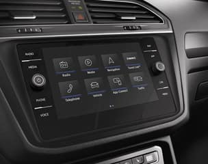 8 touchscreen sound system