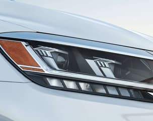 LED projector headlights with LED Daytime Running Lights (DRL)