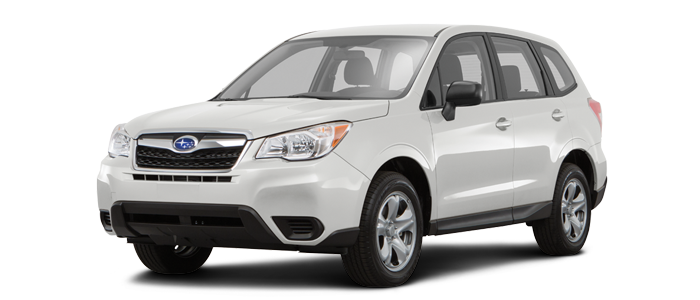 2017 Subaru Forester Lease