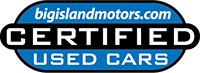 Big Island Motors Certified Used Cars