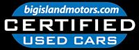 Big Island Motors Certified Used Cars