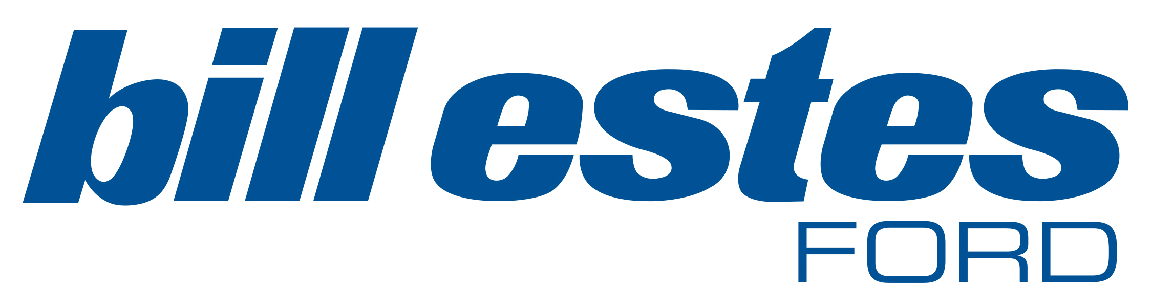 Bill Estes Ford logo