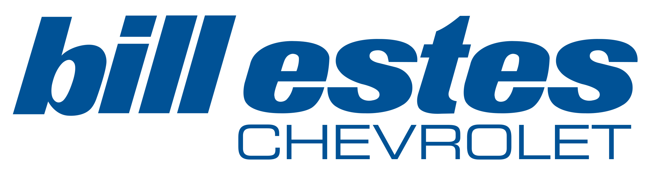 Bill Estes Chevy logo