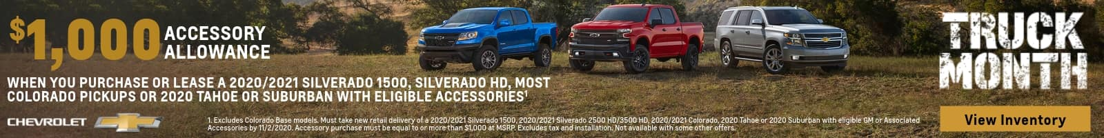 01_2020_OCTOBER_TRUCK MONTH PACKSHOT_NATIONAL_1600x200 BANNER