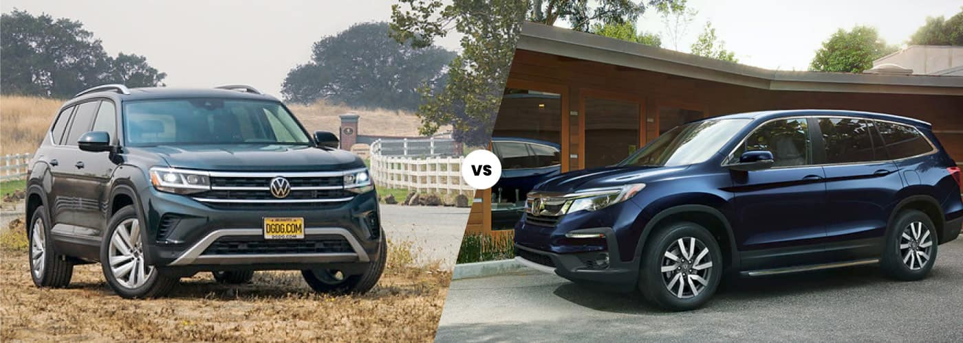 VW Atlas vs. Honda Pilot