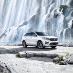 2017 Kia Sorento 5-Star Safety Rating