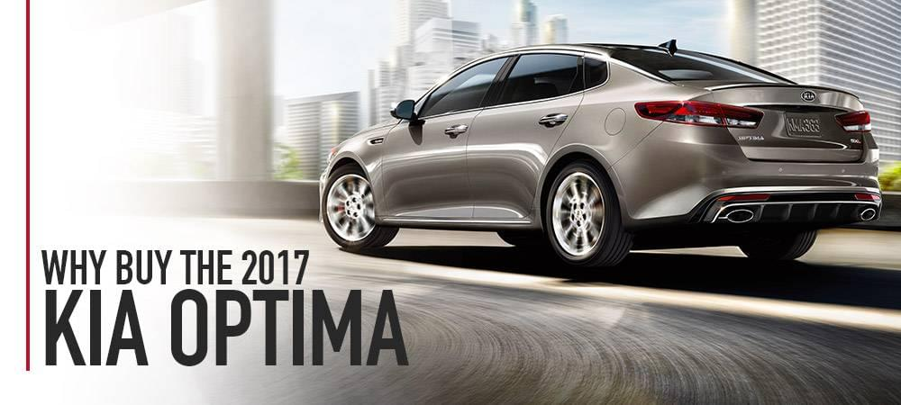 2017 Buy the 2017 Kia Optima