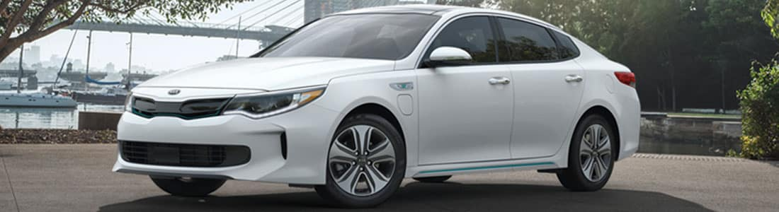 2019 Kia Optima Hybrid Plug-In