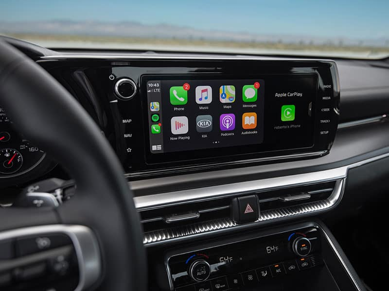 All-New 2021 Kia K5 Technology and Connectivity