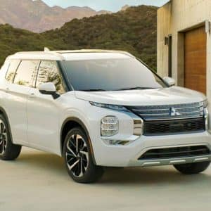 All-New 2022 Mitsubishi Outlander is built for your family adventures