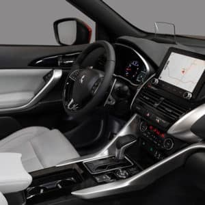 Mitsubishi Eclipse Cross offers contemporary and chic craftsmanship throughout