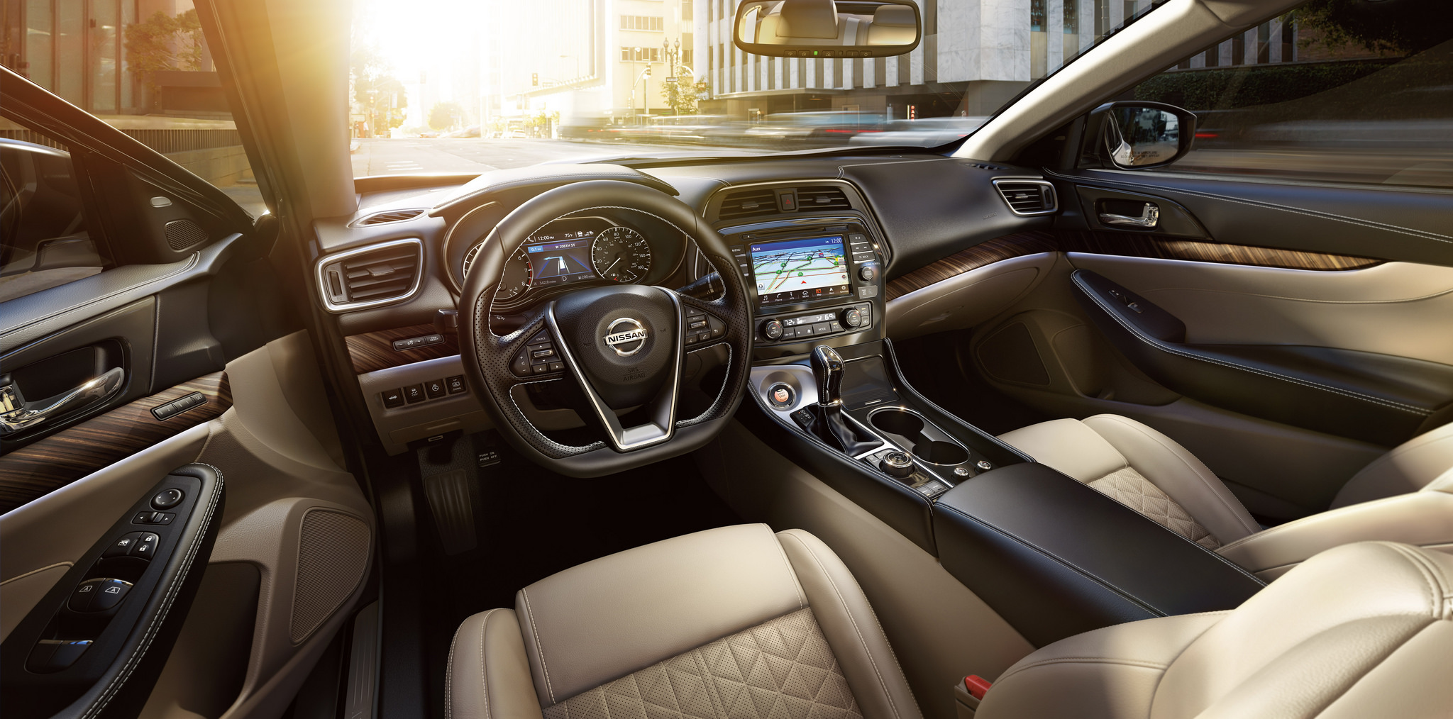 Nissan maxima named to 10 best interior list vanachro Images