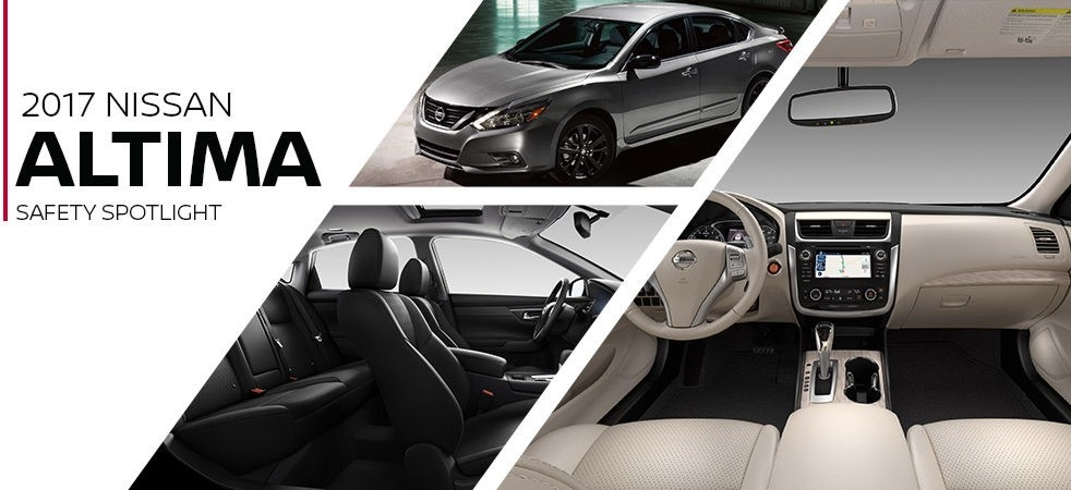2017 Nissan Altima Safety