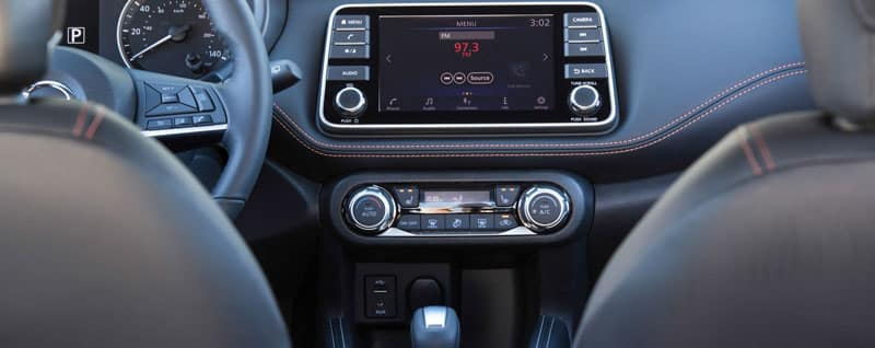 2019 Nissan Kicks Interior