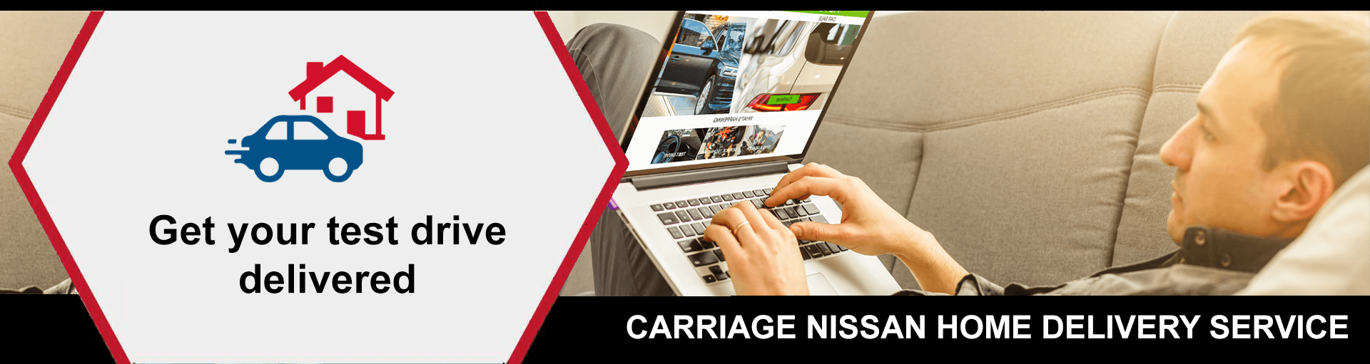 Carriage Nissan Home Delivery