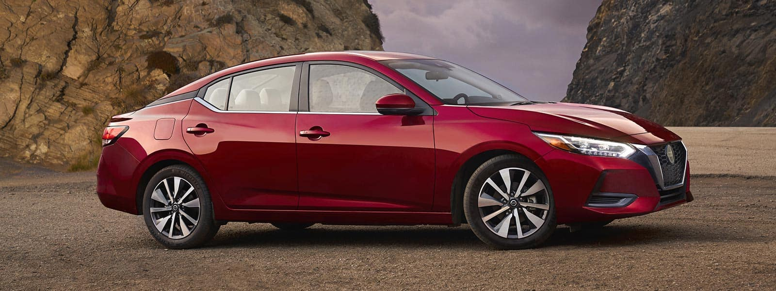 Buy new 2021 Nissan Sentra in Gainesville Georgia